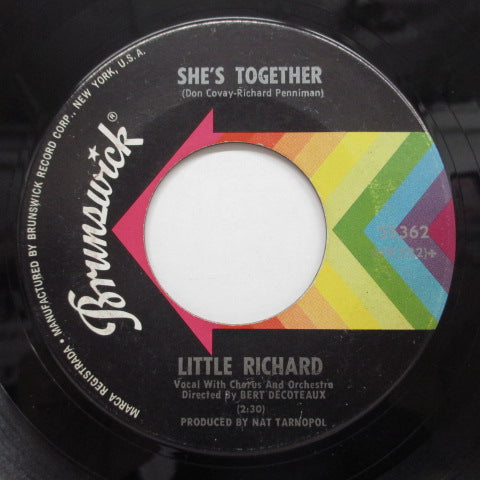 LITTLE RICHARD - Try Some Of Mine (Orig)
