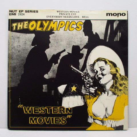 OLYMPICS - Western Movies +3 (UK EP)