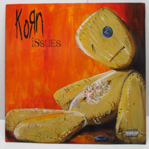 KORN - Issues (US Orig.2xLP)