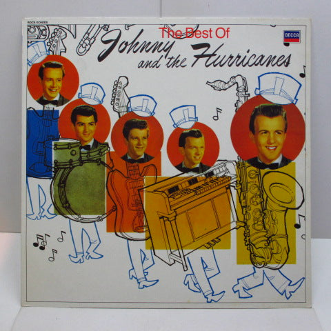 JOHNNY & THE HURRICANES - The Best Of Johnny And The Hurricanes (UK)