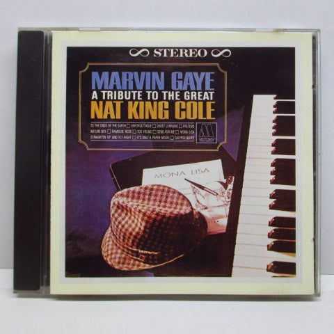 MARVIN GAYE - A Tribute To The Great Nat King Cole (US CD)