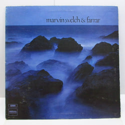 MARVIN, WELCH & FARRAR - Marvin Welch & Farrar (UK Orig.LP/Textured GS)