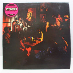 RY COODER - Show Time / Chicken Skin Revue (UK 80's Re/No Barcode)