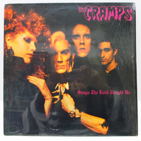 CRAMPS - Songs The Lord Taught Us (UK Orig.LP)