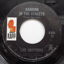 CRITTERS - Dancing In The Streets (Orig.)