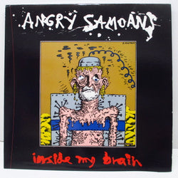 ANGRY SAMOANS - Inside My Brain (US Reissue LP)