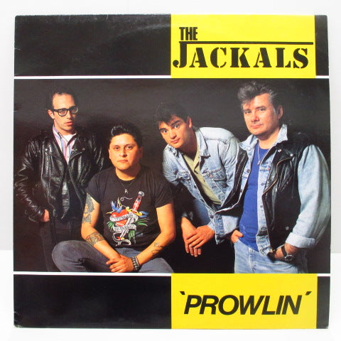 JACKALS - Prowlin' (UK Orig.LP)
