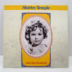 SHIRLEY TEMPLE - Little Miss Wonderful