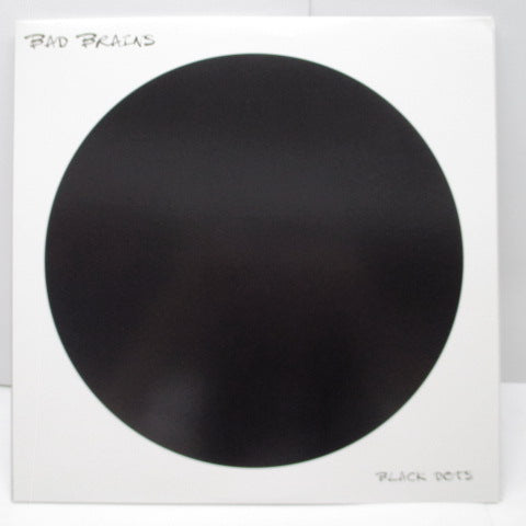 BAD BRAINS - Black Dots (US Ltd.White Vinyl LP)