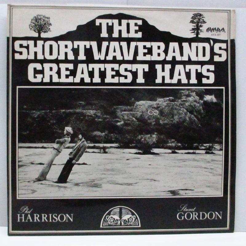 SHORTWAVEBAND - The Shortwaveband's Greatest Hats (UK '77 Re LP/CS)