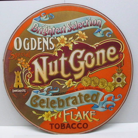 SMALL FACES - Ogden's Nut Gone Flake (UK Orig.Purple Lbl.Mono LP/Circular GS)