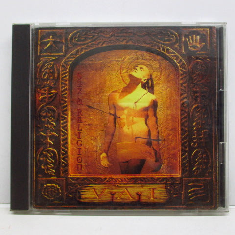 VAI (STEVE VAI) - Sex & Religion (Japan Orig.CD)