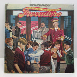 SHOWADDYWADDY - Trocadero (UK:Orig.)