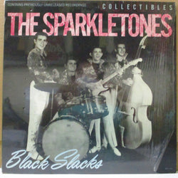 SPARKLETONES (JOE BENNETT &) - Black Slacks (US Orig.Best LP)
