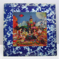ROLLING STONES - Their Satanic Majesties Request (US 70's RE Light Blue Label Stereo/3D GS)