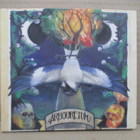 ARBOURETUM - Rites Of Uncovering (US Orig.CD)