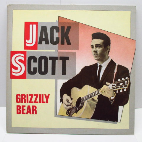 JACK SCOTT - Grizzily Bear (UK Orig.2xLP)