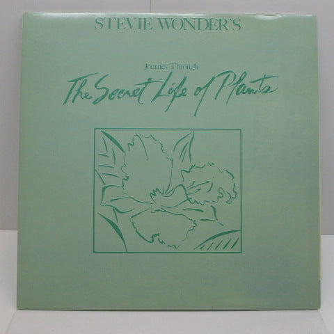 STEVIE WONDER - Journey Through The Secret Life Of Plants (UK Orig.2xLP)