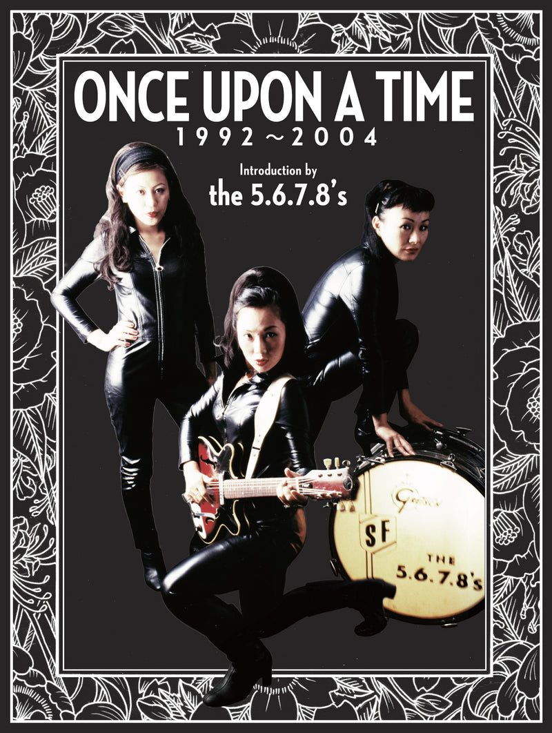5.6.7.8'S - Once Upon A Time (DVD)