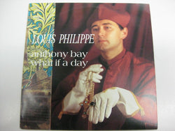 "LOUIS PHILIPPE - Another Bay / What If A Day (UK Orig.7"")"