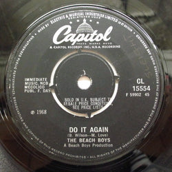 BEACH BOYS - Do It Again (UK:Round LBL)