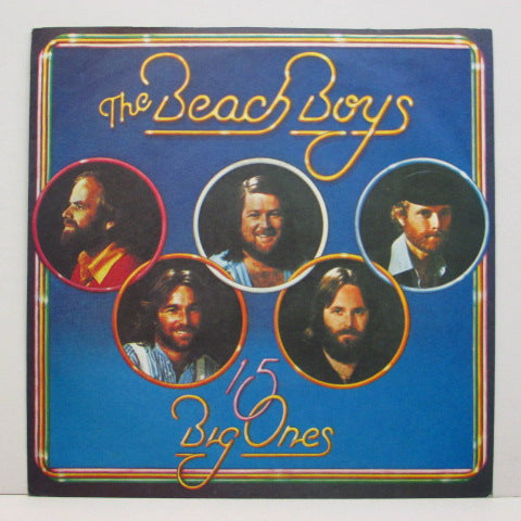 BEACH BOYS - Rock And Roll Music (UK+PS!)