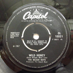 BEACH BOYS - Wild Honey (UK:Orig.Round LBL)