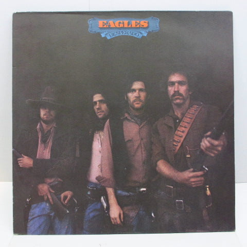 EAGLES - Desperado (UK 70's Reissue/Matt Sleeve)