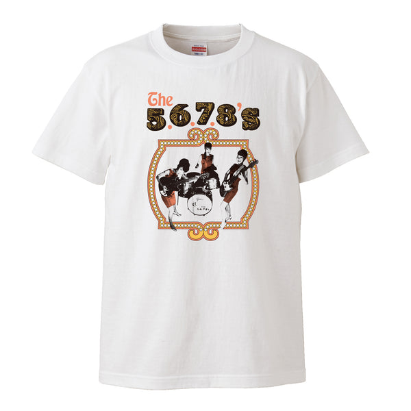 5.6.7.8'S - TEENAGE MOJO WORKOUT  T-SHIRT