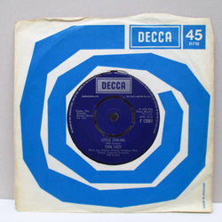 "THIN LIZZY - Little Darling / Buffalo Gal (UK Orig.7""+CS)"