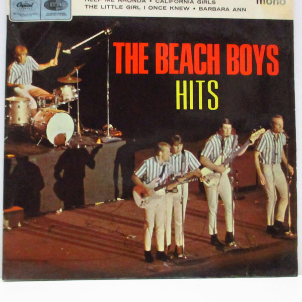 BEACH BOYS (ビーチ・ボーイズ)  - Hits (UK Orig.Mono EP+CFS)