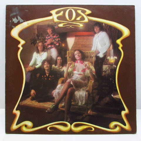FOX - Fox (1st) (UK Orig.LP/G&L Brown CVR)