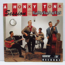 BARNSHAKERS, THE - A Honky Tonk Session (Finland Orig.CD)