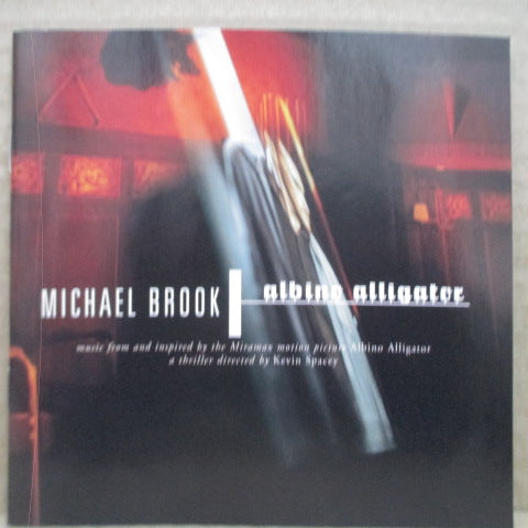 MICHAEL BROOK - Albino Alligator (US Orig.CD)