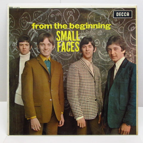 SMALL FACES - From The Beginning (UK:Orig.MONO)