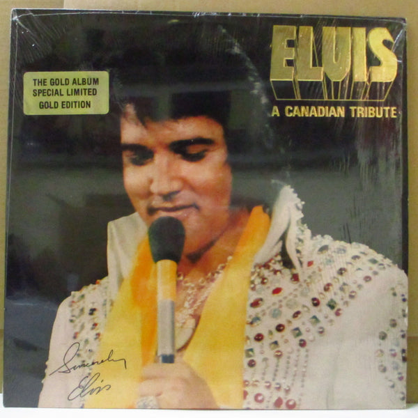 ELVIS PRESLEY - A Canadian Tribute