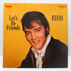 ELVIS PRESLEY - Let's Be Friends
