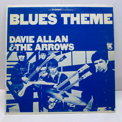 DAVIE ALLAN & THE ARROWS - Blues Theme (US Orig.Stereo)