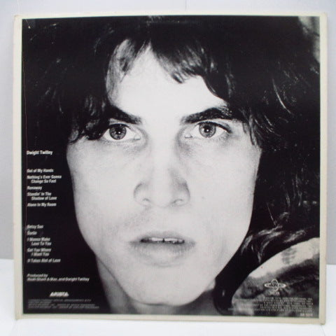 DWIGHT TWILLEY - Twilley (US Orig.LP)