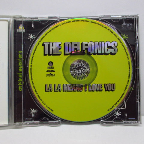 DELFONICS - La La Means I Love You (US CD)