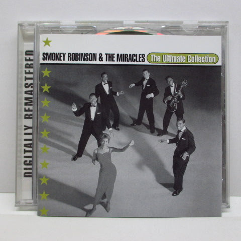 SMOKEY ROBINSON & THE MIRACLES - The Ultimate Collection (US CD)