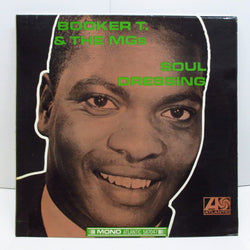 BOOKER T. & THE MG'S - Soul Dressing (UK 60's Reissue Mono/CS)