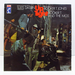 BOOKER T. & THE MG'S - Up Tight / O.S.T. (UK Orig.Stereo/CFS)