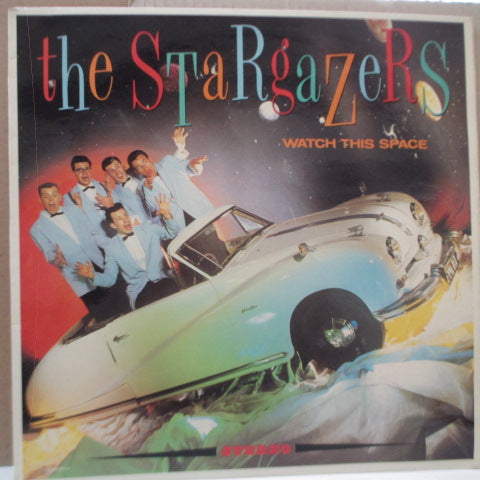 STARGAZERS - Watch This Space (UK Orig.LP/CS)