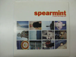 "SPEARMINT - It Won't Be Long Now +3 (UK Orig.7"")"