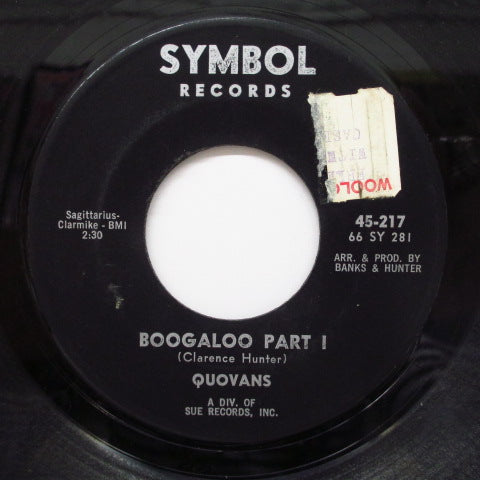 QUOVANS - Boogaloo (Part 1 & 2)