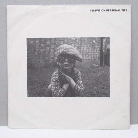 "TELEVISION PERSONALITIES - I Know Where Sid Barret Lives (UK Orig.7"")"