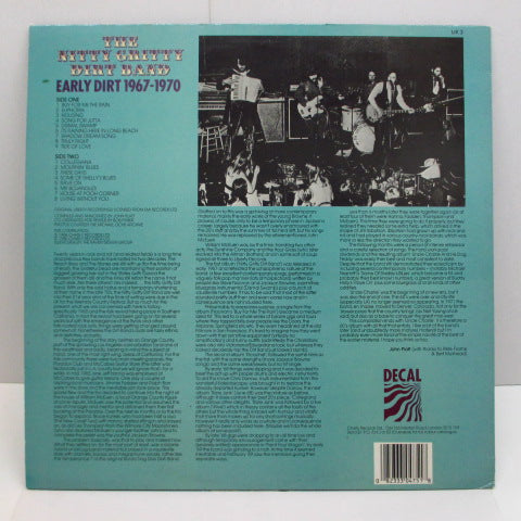 NITTY GRITTY DIRT BAND - Early Dirt 1967-1970 (UK Comp.)