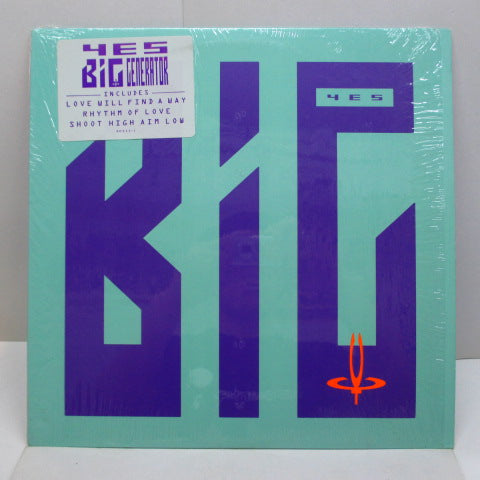 YES - Big Generator (US Orig.)