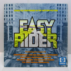 O.S.T. - Easy Rider (UK '81 Reissue STEREO LP/No Barcord)